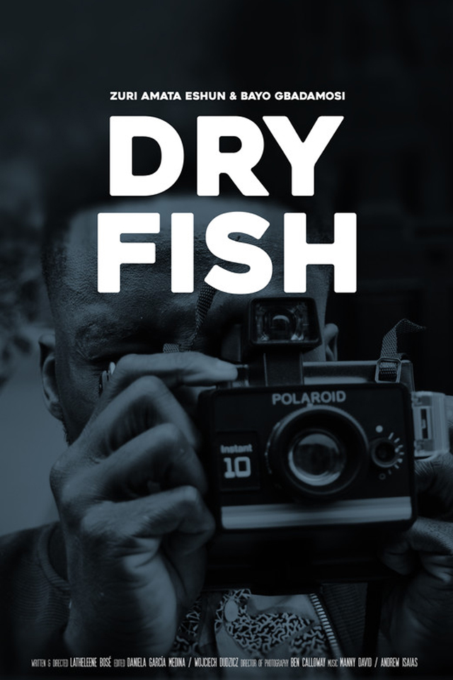 dry fish sound recordist