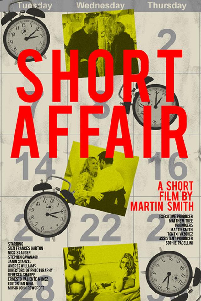 Short affair sound designer