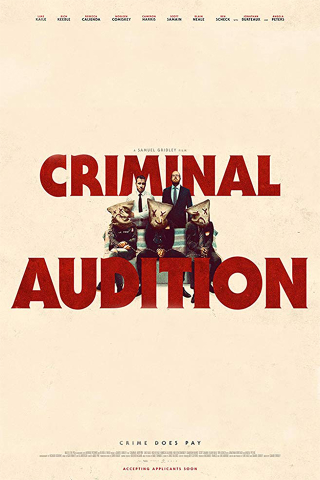 criminal audition boom operator